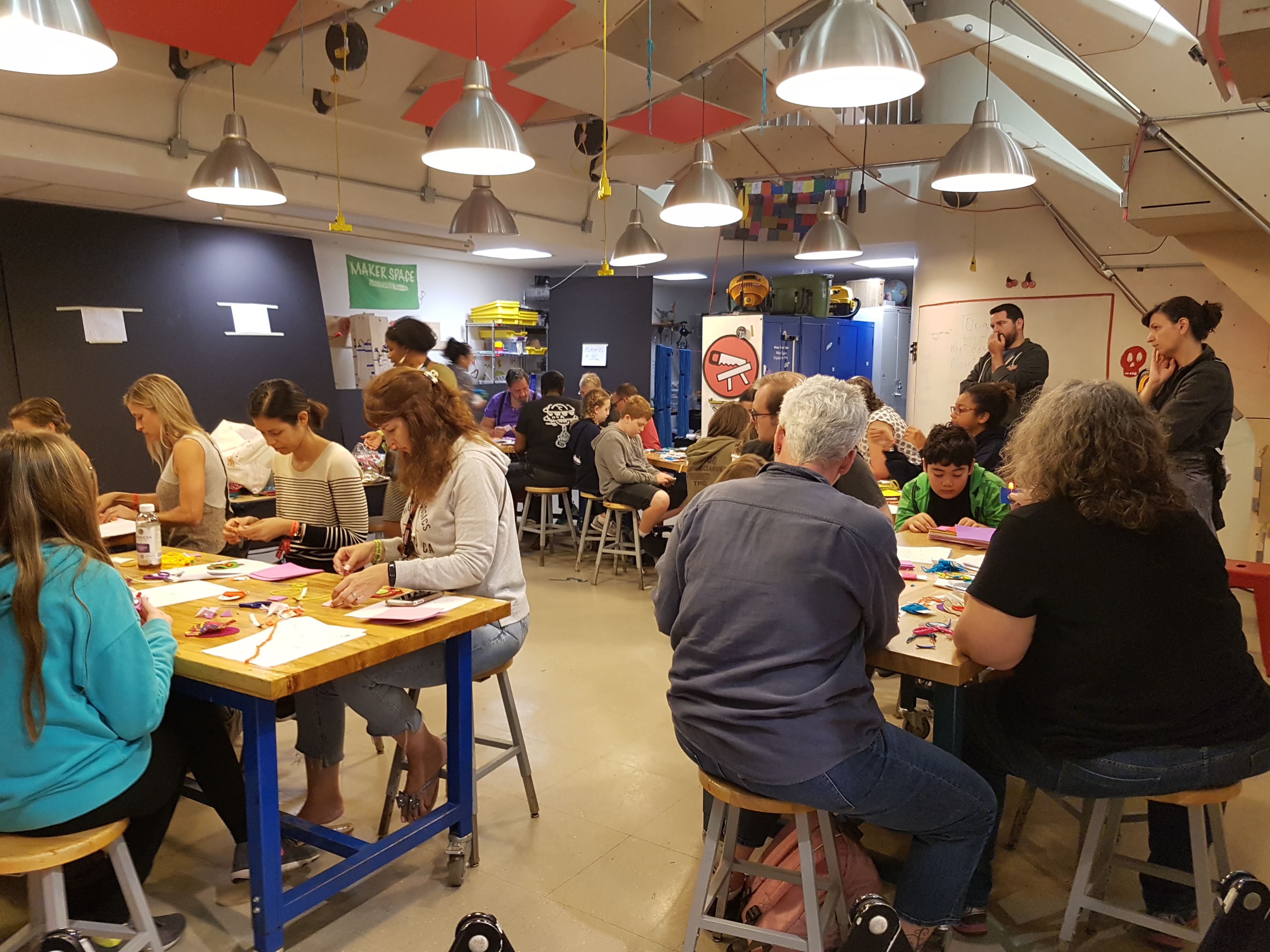 Maker Faire NY 2018 | Makerspace